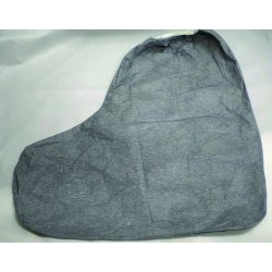 "DuPont - FC454S - Tyvek Boot Cover 18"" High Elastic Top"