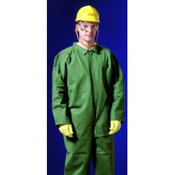 DuPont - NL149S-L - Nomex Limited Wear Coverall Zip Ft Large, Ea
