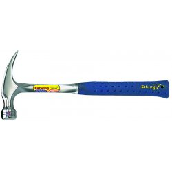 Estwing - E3-12S - 62301 12oz. Straight Claw Hammer Full Polish, Ea