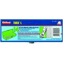 Eklind Tool - 10994 - 14-pc. Torx Long Hex Keyset T6-t55 W/gr