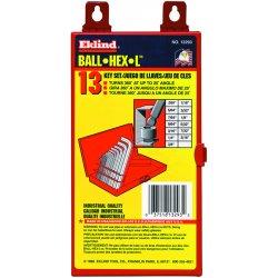 Eklind Tool - 13293 - 13-pc. Ball Series Hex-lkey, Set