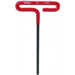"Eklind Tool - 54650 - 5mm X 6"" T-handle Hex Key W/cushion G, Ea"