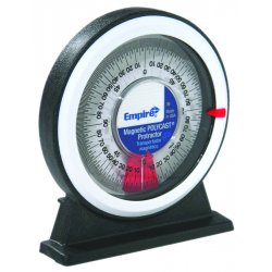 Empire Level - 36 - Protractor Poly-cast, Ea