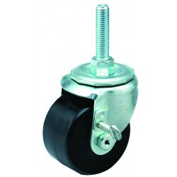 E.R. Wagner - 1F5903438T08118 - 3x1-3/4 Low Profile 18 Post Swivel Caster, EA
