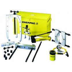 "Enerpac - BHP3751G - Hydraulic Puller Set, 30 Ton Tonnage Capacity, 2-1/2"" Stroke Length"