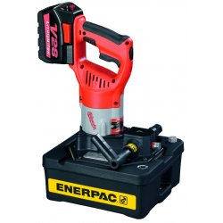 Enerpac - BP-122-E - Pump 220v-powered 1/2 Gal Reservoir