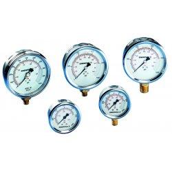 "Enerpac - GP15S - 4"" General Purpose Pressure Gauge, 0 to 15, 000 psi"