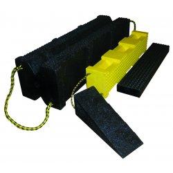 Enerpac - LPC-4401Y - Cribbing Block- 4 In X 4in X 18 In- 1pc Ylw