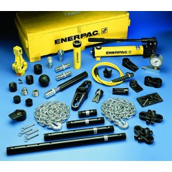 "Enerpac - MS2-10 - Hydraulic Maintenance Set, 10 Ton Tonnage Capacity, 6-1/8"" Stroke Length"