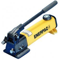 "Enerpac - P141 - 13-1/4"" x 3-3/4"" x 5-1/2"" 1 Stage Hydraulic Hand Pump"