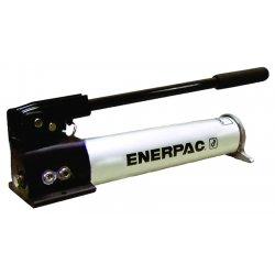 "Enerpac - P392ALSS - 21 IN x 4-3/4"" x 7"" 2 Stage Hydraulic Hand Pump"