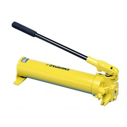 "Enerpac - P-80 - 22 IN x 5-3/4"" x 6-7/8"" 2 Stage Hydraulic Hand Pump"