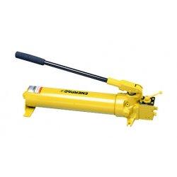 Enerpac - P84 - 20-1/16 x 5-15/16 x 7-5/8 2 Stage Hydraulic Hand Pump