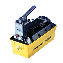 Enerpac - PAMG-1402N - 18755 Turbo Ii Pump W/4-way Manual Valve