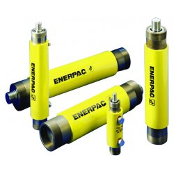 """Enerpac - RD166 - 16 tons Double Acting Universal Cylinder Steel Universal Cylinder, 6-1/4"""" Stroke Length"""