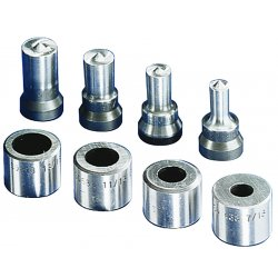 "Enerpac - SPD458 - Punch & Die Set Sq Hole1/4"" Bolt Size"