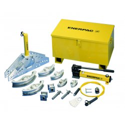 Enerpac - STB101N - Hydraulic Pipe Bender, 1/2 to 2 In