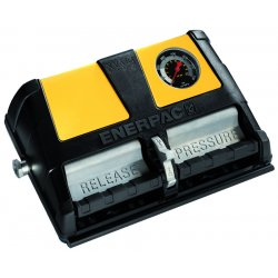 Enerpac - XA11G - Air Powered Hydraulic Pump&#x3b; Capacity (PSI): 10, 000