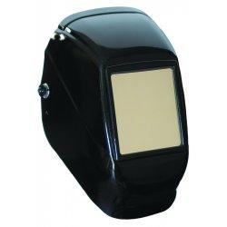 Fibre-Metal - 2090SR - Welding Helmet, Silver, Tigerhood Futura, 10 Lens Shade