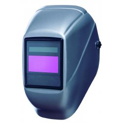 Fibre-Metal - 2999BV913SR - Welding Helmet, Silver, Tigerhood Futura, 9 to 13 Lens Shade
