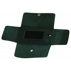 Fibre-Metal - 465 - Leather Inspector Shield