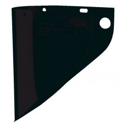 Fibre-Metal - 4750-5 - High Performance Faceshield Windows - Used With FM-70DC Cap Peak Mounted Bracket (Each)