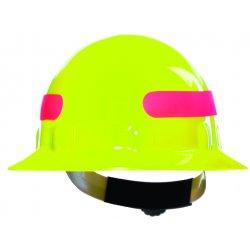 Fibre-Metal - E1RW44A008 - Hat Ratc Hv Yel W/org Ref Tape
