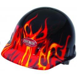 Fibre-Metal - E2RWX1 - Fmx Flame Cap Style Hardhat W/3-r Ratchet Headba