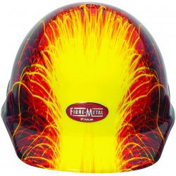 Fibre-Metal - E2RWX3 - Fmx Wire Burner Cap Style Hard Hat W/3r Ratchet