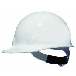 """Fibre-Metal - E2W71A000 - Front Brim Hard Hat, 8 pt. Ratchet Suspension, Blue, Hat Size: 6-1/2 to 8"""""""
