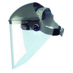 Fibre-Metal - F500 - High Performance Faceshield Less Window W/7""