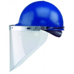 Fibre-Metal - FH66 - Dwos High Performance Faceshield Peak Mounting B