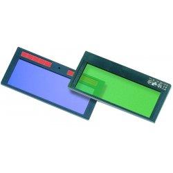 "Fibre-Metal - FMBM10 - Filter Plate Adf 2""x4-1/4"""
