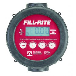 Fill-Rite - 820 - Fill-Rite 820 2 - 20 GPM 1-Inch NPT Thread Calibrating Point Digital Meter