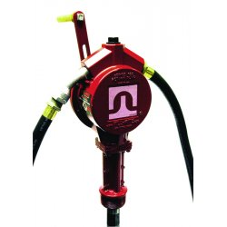 Fill-Rite - FR112 - Fill-Rite FR112 20 - 34-1/2-Inch 10-GPM Telescoping Pipe Rotary Hand Pump