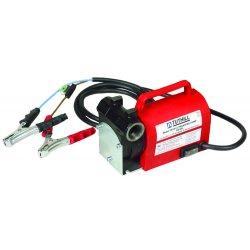 Fill-Rite - FR1612 - 1/5 HP Cast Iron Rotary Vane Fuel Transfer Pump, 10 GPM, 12VDC