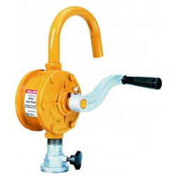 Fill-Rite - SD62 - Fill-Rite SD62 13 - 39-Inch 7.5-GPM Steel Suction Pail Spout Rotary Hand Pump
