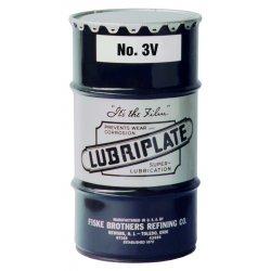Lubriplate - L0009-039 - 1/4 Drum #3-v Machine Oil #00939