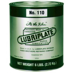 Lubriplate - L0037-006 - 100 and 130 Series Multi-Purpose Grease - Thickener - Calcium (Case of 6)