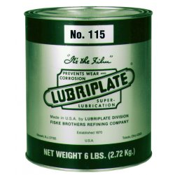 Lubriplate - L0040-006 - 115 6lb. Can Calcium Grease #04006