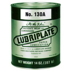 Lubriplate - L0043-001 - 100 and 130 Series Multi-Purpose Grease - Thickener - Calcium (Case of 24)