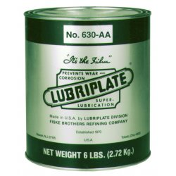 Lubriplate - L0067-006 - 630 Series Multi-Purpose Grease - NLGI Grade 1 (Case of 6)