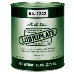 Lubriplate - L0106-006 - 6lb Can 1242 Lithium Polymer Grease #