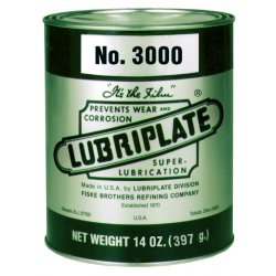Lubriplate - L0108-001 - 14oz.can #3000 Moly-lithium Grease #10801
