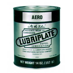 Lubriplate - L0113-039 - 1/4 Drum Aero Grease#11339