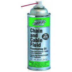 Lubriplate - L0135-063 - 12 Oz Chain & Cable Fluid Aerosol