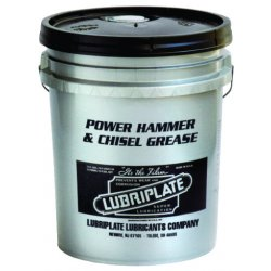 Lubriplate - L0190-035 - Power Hammer & Chisel Grease (5 Gal Pail)