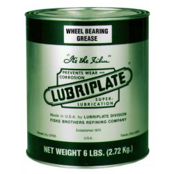 Lubriplate - L0220-006 - 6# Can Wheel Bearing Grease #22006