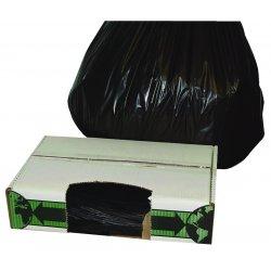 Flexsol - ECO60SXH - (case/50) 38x60 Eco Liner 55 Gal Hvy Blk