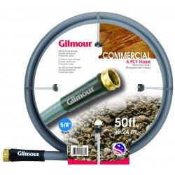 "Gilmour - 29058050 - 5/8""x50' 6 Ply Commercial Rubber/vinyl Hose"